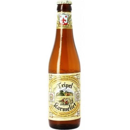 Beer KARMELIET Triple Belgian 8.4 ° 75 cl