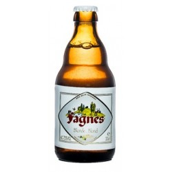 FAGNES beer Belgian Blonde 7.5 ° 33 cl