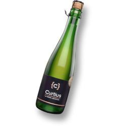 CURTIUS birra Tappo belga 7 ° 37 cl