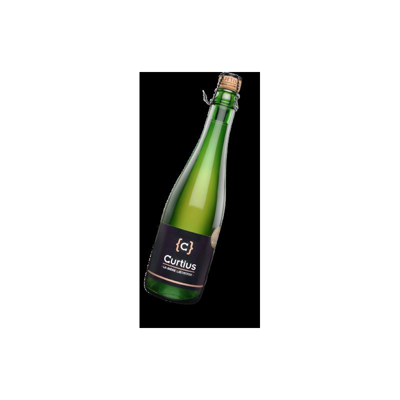Bière CURTIUS Bonde Belge 7° 37 cl