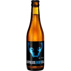 LUPULUS HOPERA Bier Belgischer Spund 6 ° 33 cl