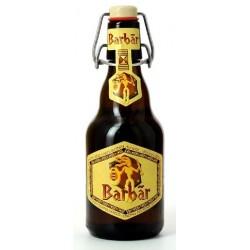 Cerveza BARBAR Tapón belga 8 ° 33 cl