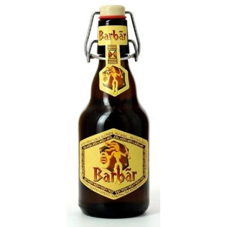 Bière BARBAR Bonde Belge 8° 33 cl