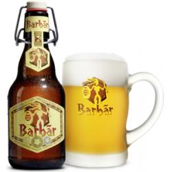 BARBAR beer Belgian bung 8 ° 33 cl