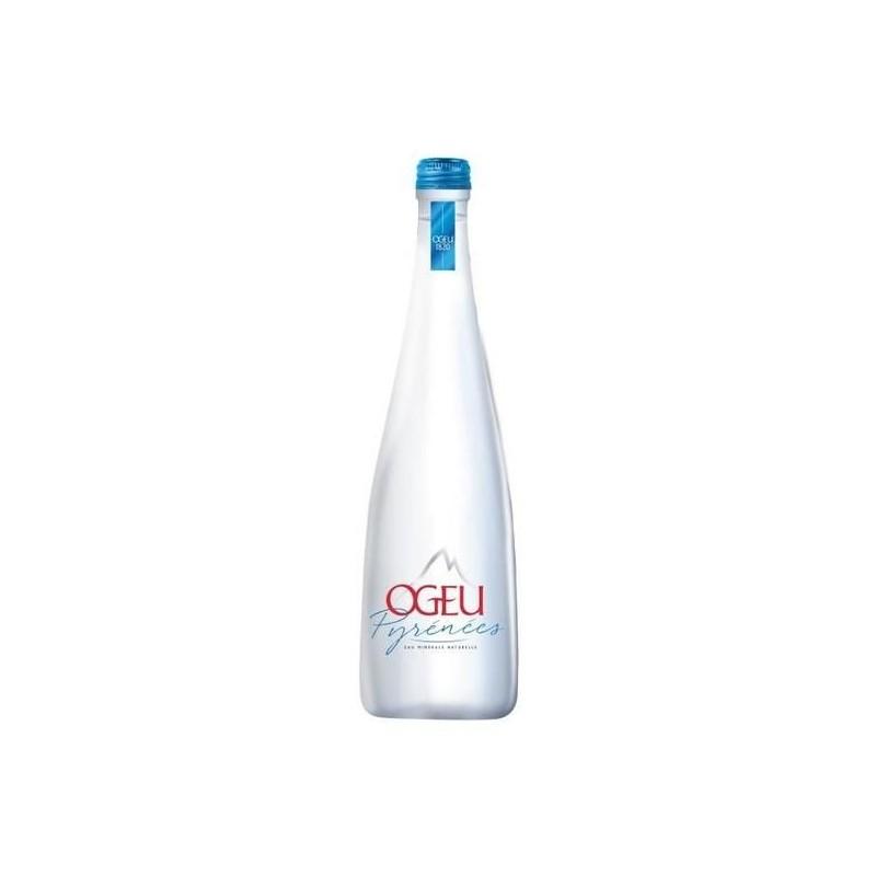OGEU Still Mineral Water Glass Bottle 75 cl