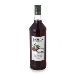 Sour Cherry CREAM Bigallet 18 ° 1 L
