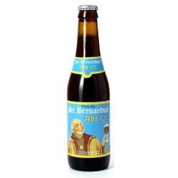 ST BERNARDUS ABT12 Vierfaches belgisches Bier 10 ° 33 cl