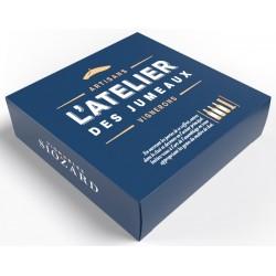 BORDEAUX Oenological BOX L'Atelier Des Jumeaux 3 bottles of Red Wine PDO Vignobles Siozard 75 cl