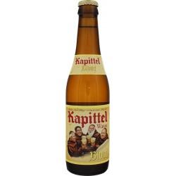 Beer KAPITTEL WATOU Blond Belgium 6.5 ° 33 cl