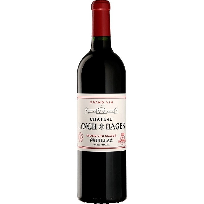 Château Lynch-Bages 2016 Grand Cru classé 1855 PAUILLAC AOC Rouge 75 cl