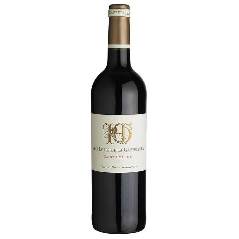 Château Les Hauts de Saint Emilion Gaffelière Red Wine 75 cl