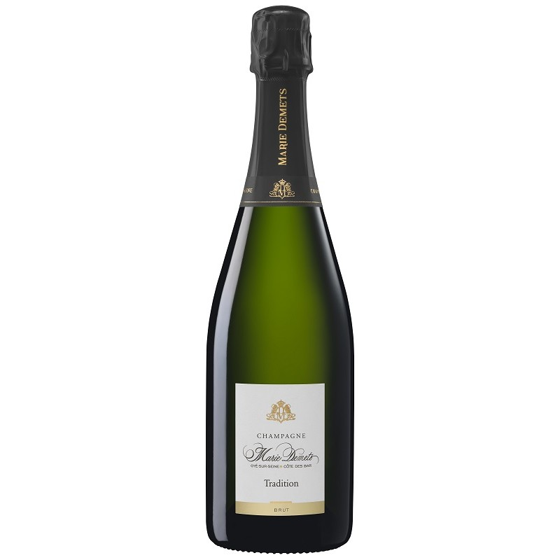 Marie Demets CHAMPAGNE Brut White Wine AOP 37,5 cl