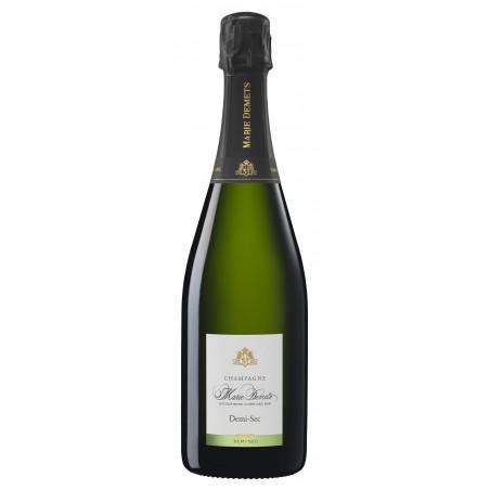 Marie Demets Champagne Demi-Sec Weißwein 75 cl AOP