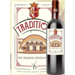 BUZET Buzet Viticoltori Tradizione Vino rosso AOC 75 cl SOURIRE DES SAVEURS