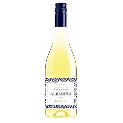 Sillages OC COUNTRIES White Wine PGI Albarino 75 cl BIO