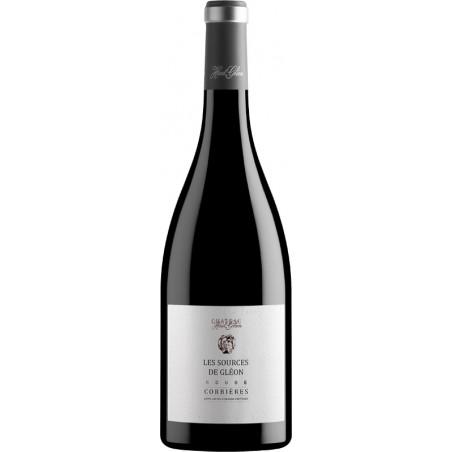 Les Sources de Gléon CORBIERES Red Wine PDO 75 cl