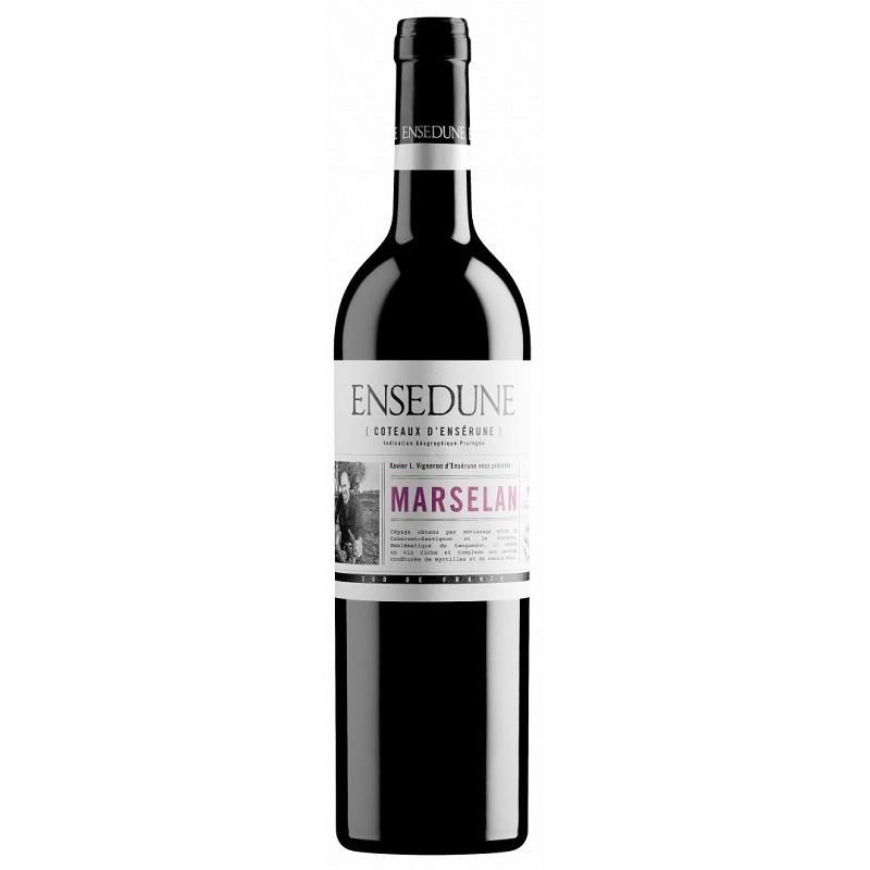Ensedune Marselan COTEAUX ENSERUNE Vino tinto IGP 75 cl