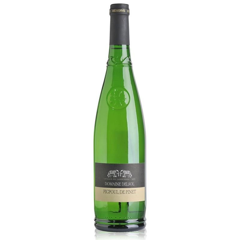 Domaine Delsol Picpoul DE PINET DOP Vino Bianco 75 cl