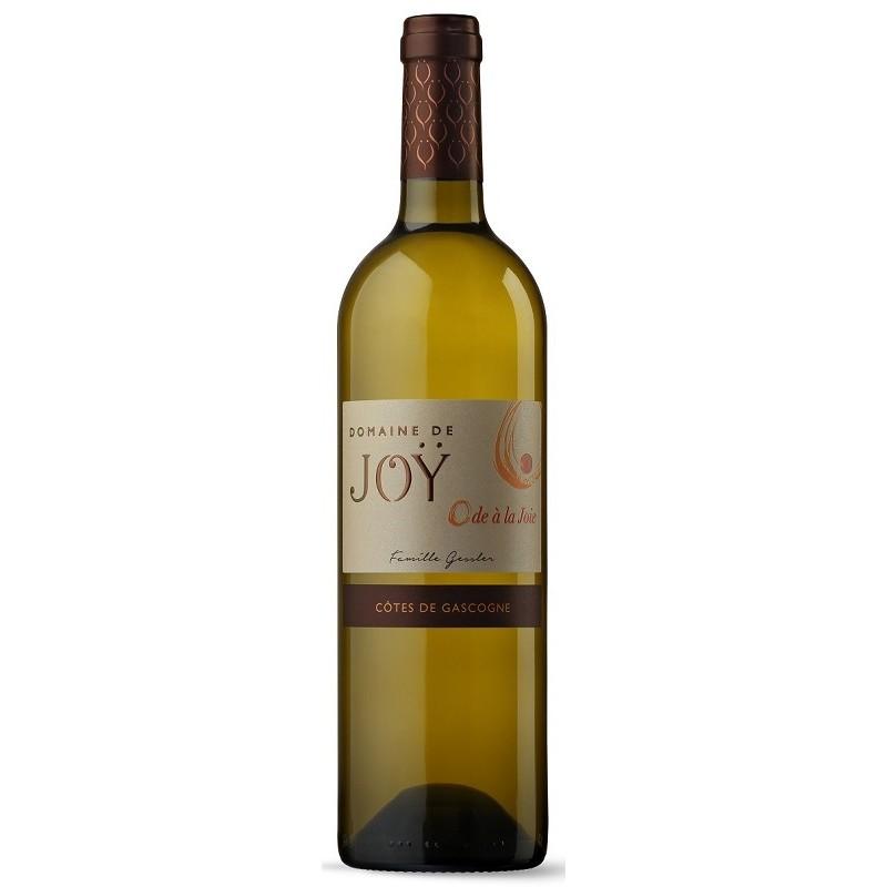 Ode à la Joie Domaine de Joÿ GASCOGNE Vin Blanc Demi-sec IGP 75 cl