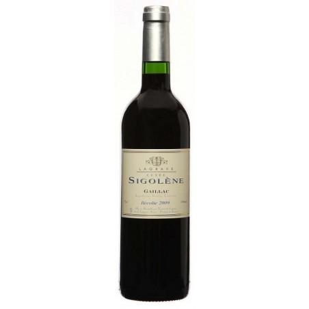Terroir of Lagrave GAILLAC Cuvée Sigolène Red wine AOC 50 cl