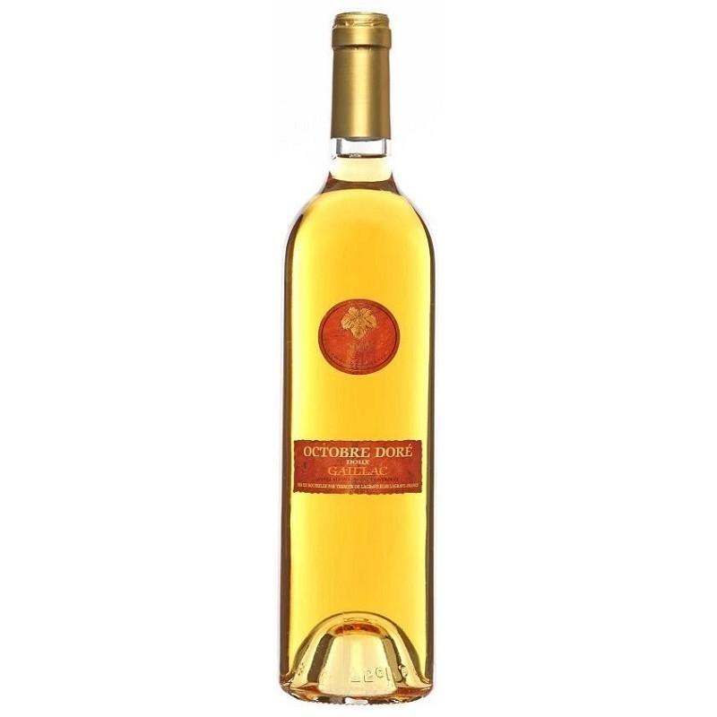Terroir Lagrave Gaillac octubre Doré Vino blanco dulce PDO 50 cl