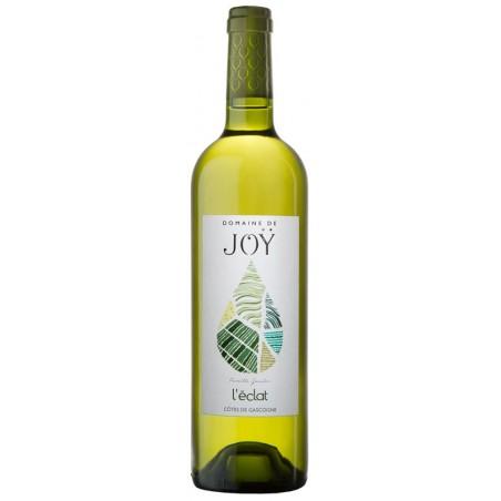 The brightness Domaine de Joÿ GASCOGNE Dry white wine 4 grape varieties IGP 75 cl
