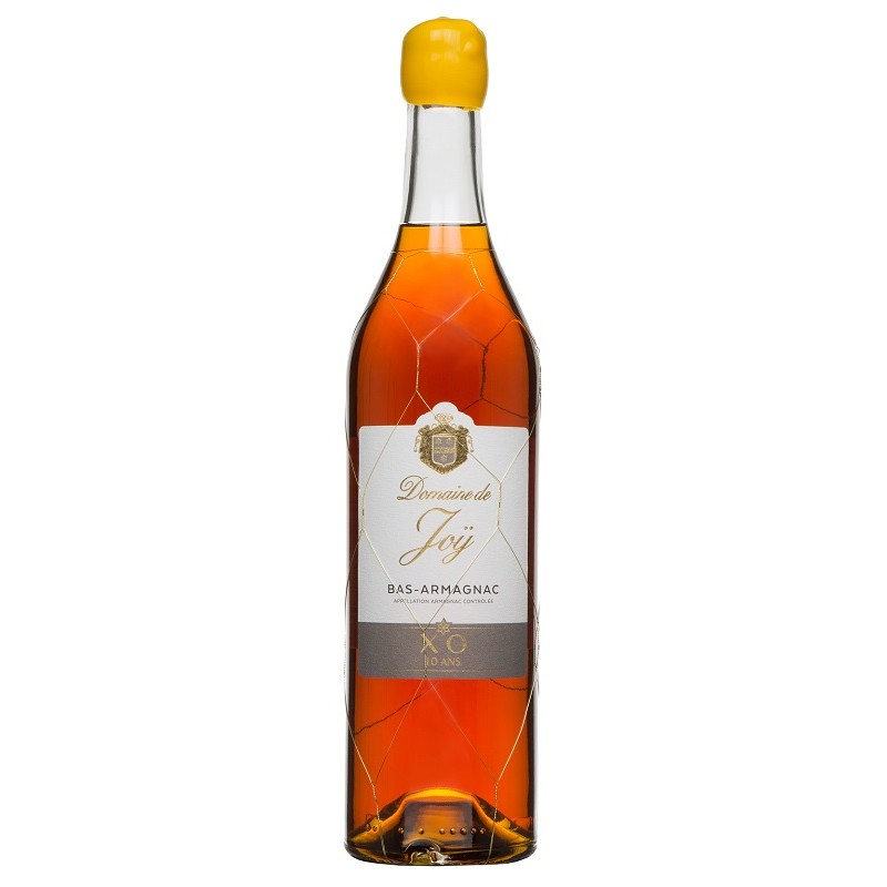 ARMAGNAC Domaine de Joy XO 40.5 ° with case 70 cl