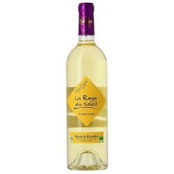Rage of the Sun Mas Peyre MUSCAT OF RIVESALTES Sweet Natural White Wine AOC BIO 75 cl