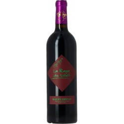 The Rage of the Sun Mas Peyre MAURY Natural Sweet Red Wine PDO 75 cl