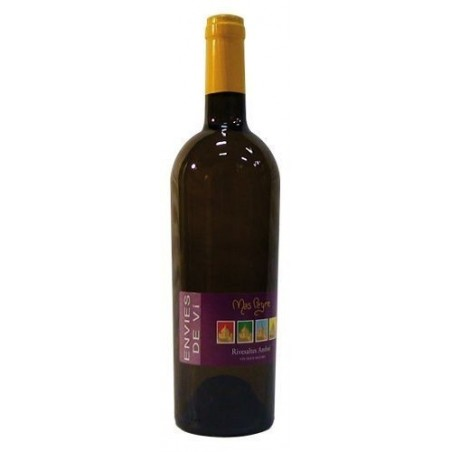 Envies of vi Mas Peyre RIVESALTES Ambré BIO Wine Sweet Natural AOP 75 cl