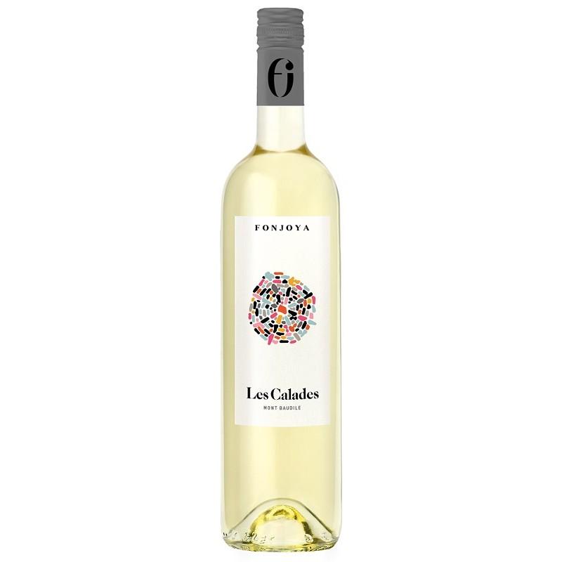 Les Calades Cave Saint Saturnin OC Vin Blanc IGP 75 cl