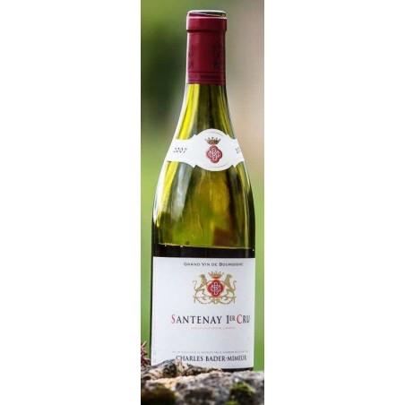 Bader-Mimeur SANTENAY 1st Cru Vino tinto AOC 75 cl