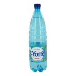 Wasser VICHY SAINT YORRE Plastikflasche 50 cl