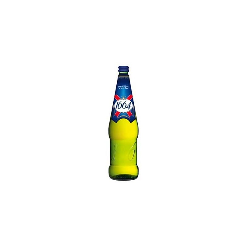 Beer 1664 Blond French 5.5 ° 25 cl