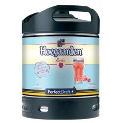 Beer HOEGAARDEN White Belgian Dew 3° drum of 6L for Perfect Draft...