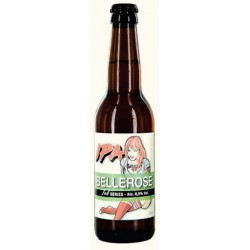 Beer BELLEROSE Blond French IPA 6.5 ° 33 cl