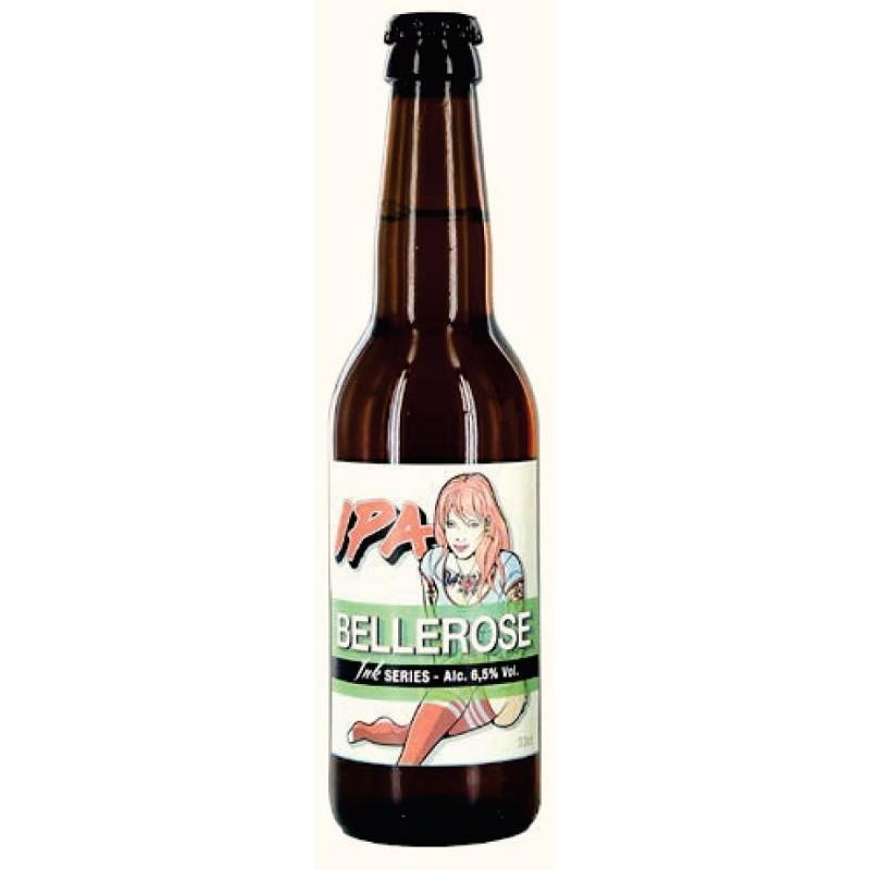 Birra Bellerose chiara francese IPA 6,5 ° 33 cl