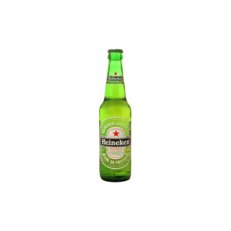 Beer HEINEKEN Blonde Francés 5 ° 33 cl