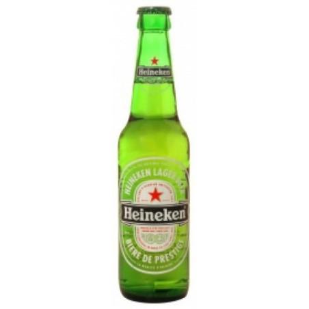 Beer HEINEKEN Blonde French 5 ° 33 cl