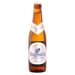 Beer HOEGAARDEN Belgian Blue 4.9 ° - the case of 24 bottles 33 cl (4.20 EUR included in the price)
