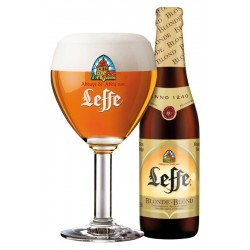 Beer LEFFE Blond Belgian 6.6 ° 25 cl