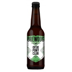 Bière BREWDOG DEAD PONY CLUB IPA Blonde Ecosse/Ellon 3.8° 33 cl