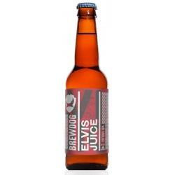 Birra BrewDog ELVIS SUCCO IPA Ambrata Scozia / Ellon 6,5 ° 33 cl