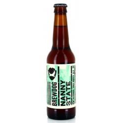 BrewDog birra Nanny State Ambra Scozia / Ellon alcool 0.5 33 cl