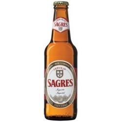 Lager Cerveza Sagres Portugal 5 33 cl