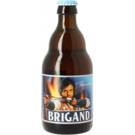 Amber Beer BRIGAND Belgium 9 ° 33 cl