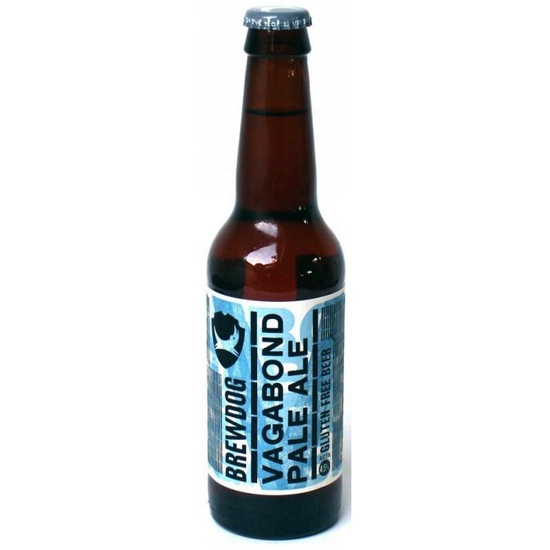 Beer BREWDOG VAGABOND Blond Gluten-free Scotland 4,5 ° 33 cl