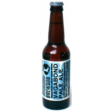 Birra BREWDOG VAGABOND Bionda Scozzese senza glutine 4,5 ° 33 cl