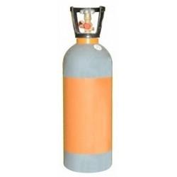 Tubo di 10 kg di gas misto CO2 + azoto (deposito di 83,50 EUR incluso nel prezzo)