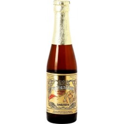 Birra LINDEMANS PECHERESSE Bionda con pesca belga 2,5 ° 25 cl